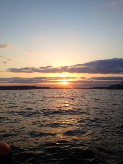 Beautiful sunrises!!!