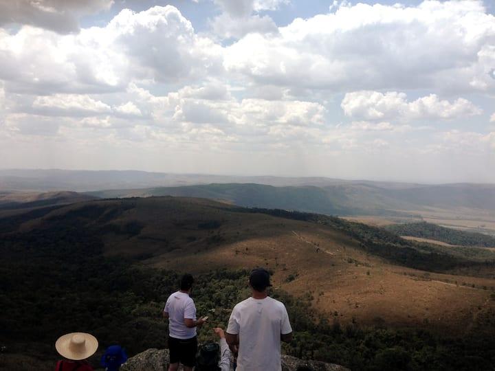 Mirante Serra do Moleque