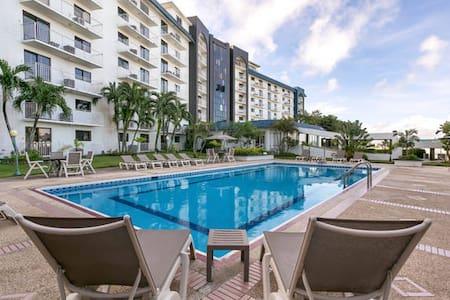 Oceanview Suites near Tumon Beach, Great Location - Tamuning