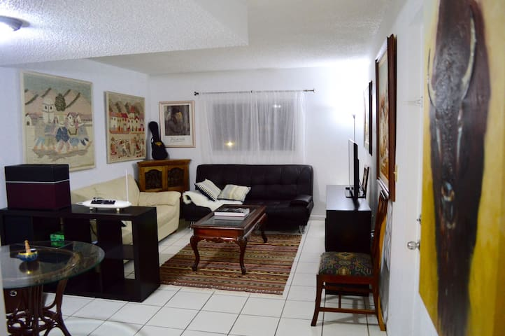 2 story flat with great appeal - Miami - Apartment