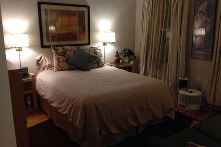Airbnb 5-star room near Harvard/MIT