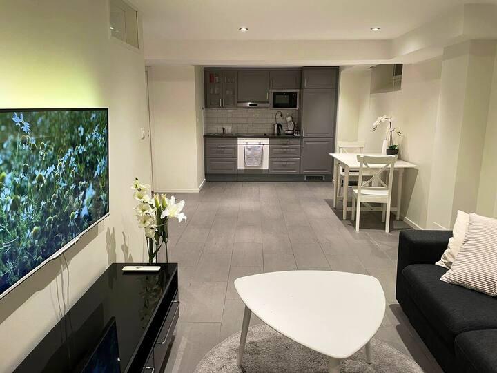 Nice apartment in Sundbyberg
