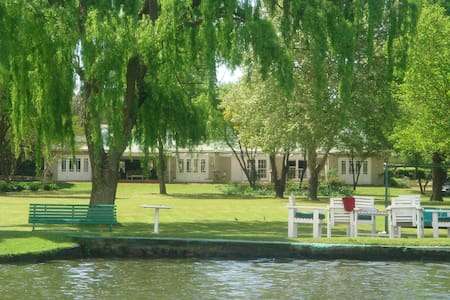 Vaal River House@Lochvaal right on the river - Vanderbijlpark - House