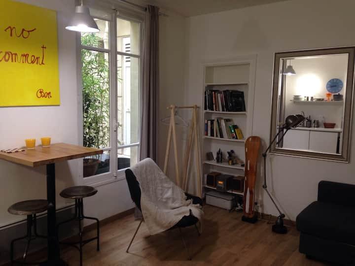 Joli Studio Esprit Loft