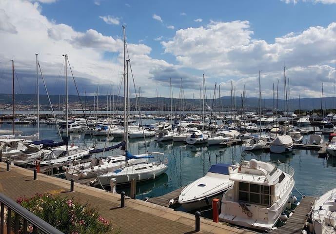 Golfo di Trieste - Muggia 2.12 - Muggia - Apartament