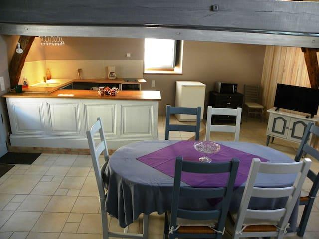 Gîte de La Graine - L'Île-Bouchard