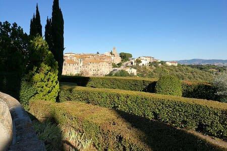 Bilocale medievale in Maremma - Campagnatico - Lejlighed