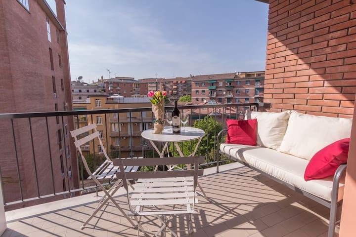 San Rocco Terrace Apartment - Bologna - Appartement