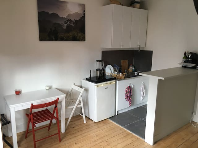 Lovely flat 5 min from Champs Elysees