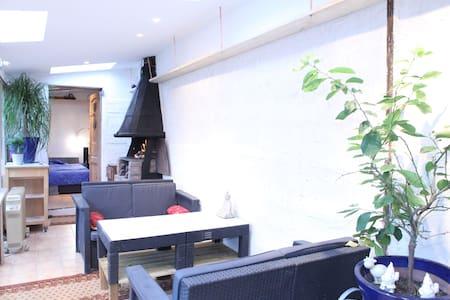 Appartement 2 piéces sur Jardin - Montreuil - Appartement