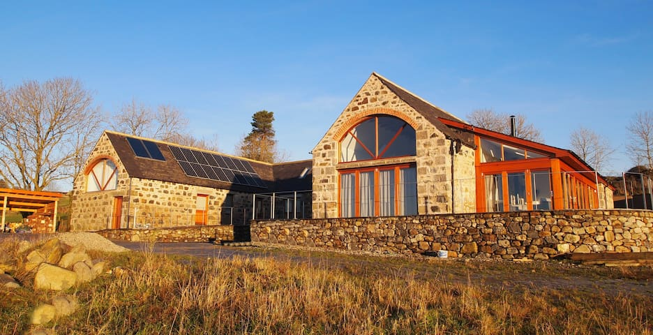A Scottish home: The Old Steading - Milltown of Rothiemay - บ้าน