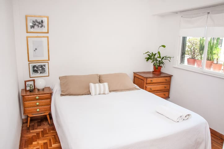 Feel at home in Recoleta - best location in BA