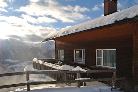 *Chalet* Apartment 1 next to the ski slope