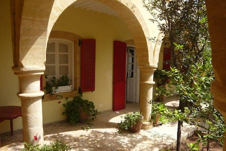 Large studio in a riad with pool - Ounara