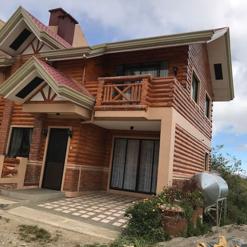 FOREST VIEW LOG HOME — BAGUIO