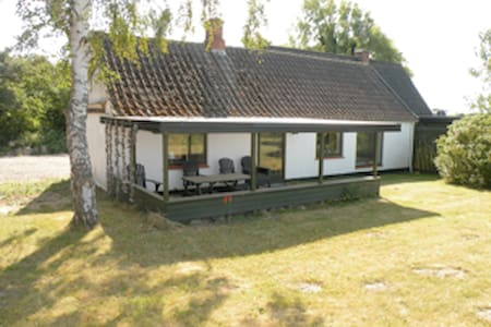 Feriehus ved Gulstav på Sydlangeland - Bagenkop - Rumah Tamu