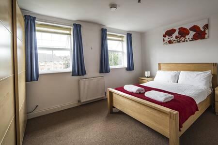 Spacious Ensuite Dbl Bedroom Nr Central London (4) - Lontoo