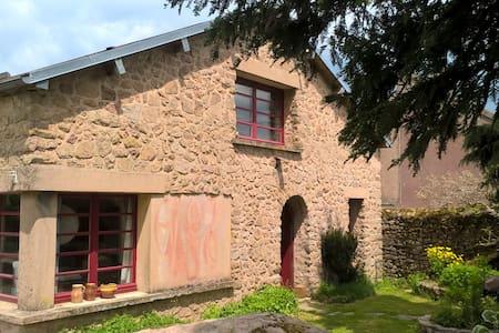 Morvan - Agréable maison de campagne déconnectée - Quarré-les-Tombes