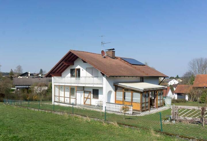 """Ferienhaus Bayern """"Zeit zu zweit"""""""