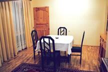 3rd floor dining room