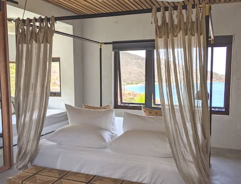 Seascape Guest House, New Villa in Leverick Bay