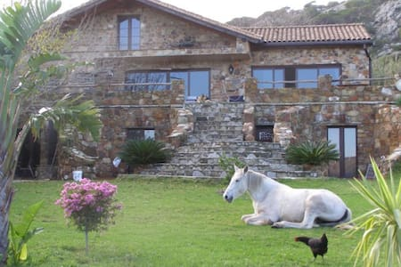 Apartement MOUNTAIN,SEA and HORSES - Tarifa