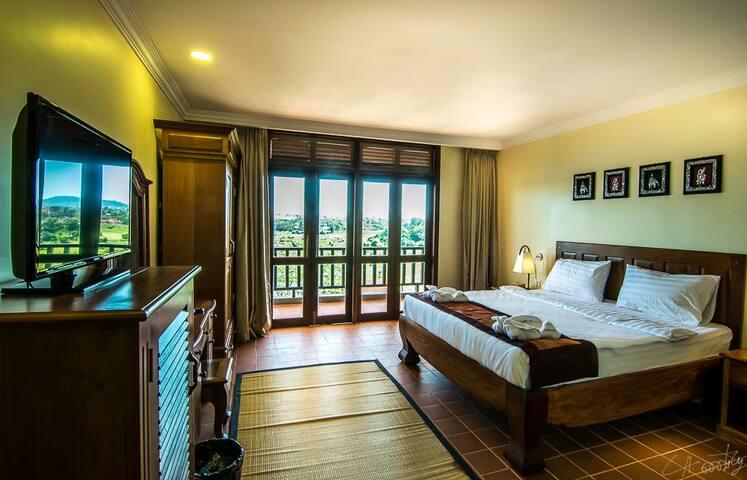 Ratanakiri-Boutique Hotel - Ratanakiri - Bed & Breakfast