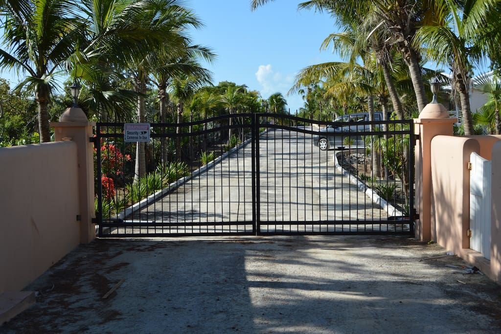 Remote Gated Entry