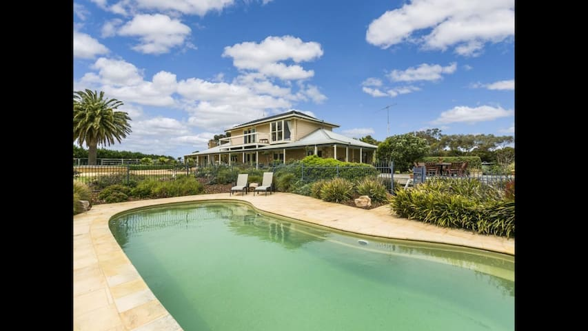 Bells Beach Torquay Farm Stay