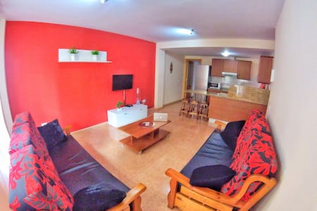 Flat+7 Person+Wifi50Mb - Family & Groups - Marpequeña - Rumah