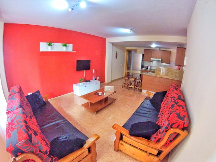 Flat+7 Person+Wifi50Mb - Family & Groups