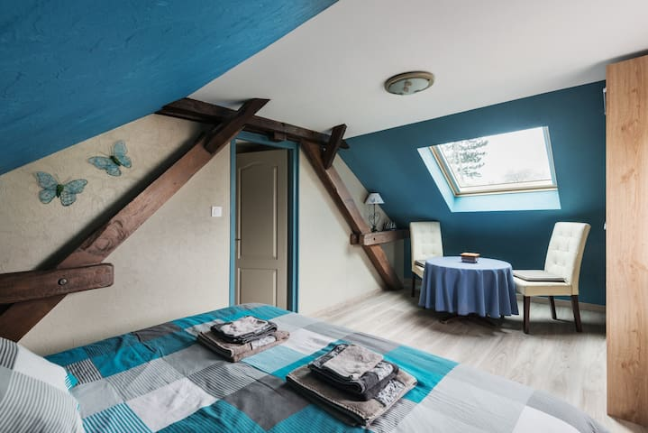Gîte l'Etable - Bourgheim - Apartment