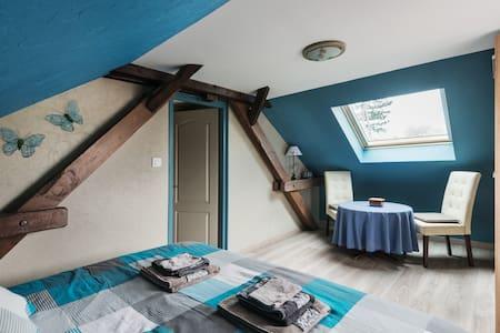 Gîte l'Etable - Bourgheim - Wohnung