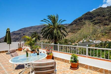 Marvelous terrace