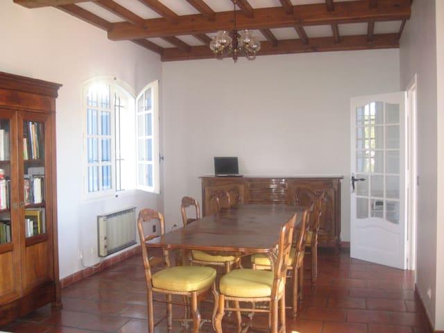 Villa provençale, campagne, calme - Sérignan-du-Comtat - House