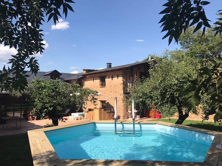 Casa Rural Pico del lugar