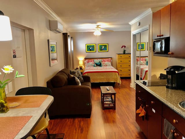 Studio Apartment Tampa Int'l Airport/Rocky Point.