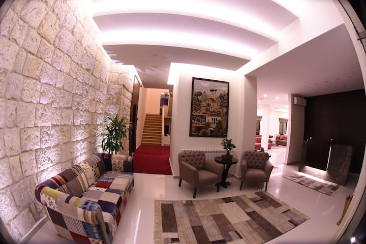 Miziara Hotel and Furnished Apartments
