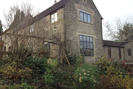 River Barn, hidden gem in the centre of town - Frome - Bed & Breakfast