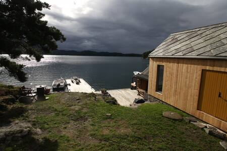 Sjøhus, Bed & Boat