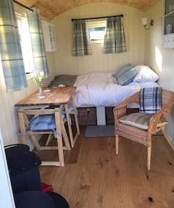 Warm and Comfortable - Shepherd Hut, near Beccles - Toft Monks