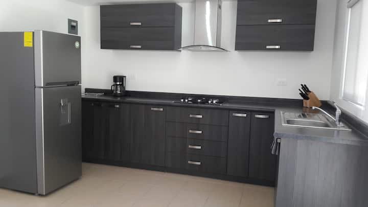 Casa nueva completamente equipada en Queretaro