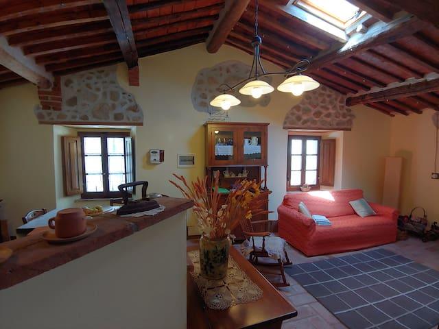 Casina nel Borgo - Relax, Terme, Natura, Cultura