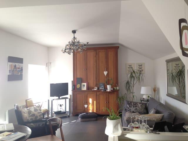 Appartement cosy près de Versailles - Maulette - อพาร์ทเมนท์