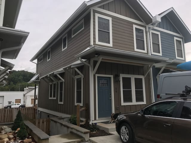 Cute Townhouse in Downtown Bryson City