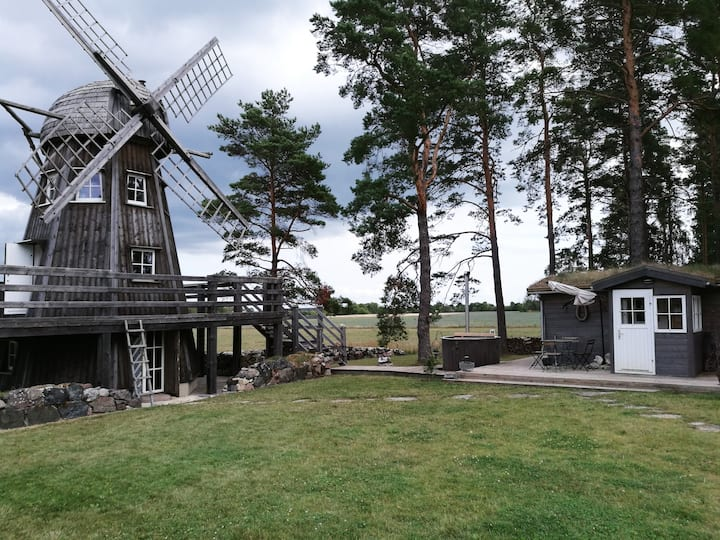 Windmill Summer House