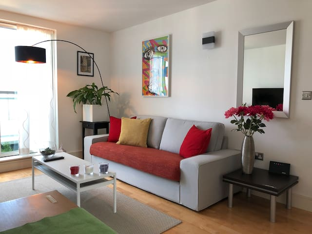 Comfortable Bright Apartment London Bridge