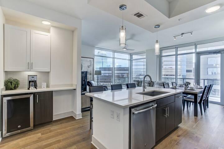 Latitude Med Center 2 BDR Furnished Apartment