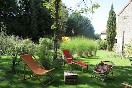 Maison chaleureuse Yvelines - Flexanville - Haus