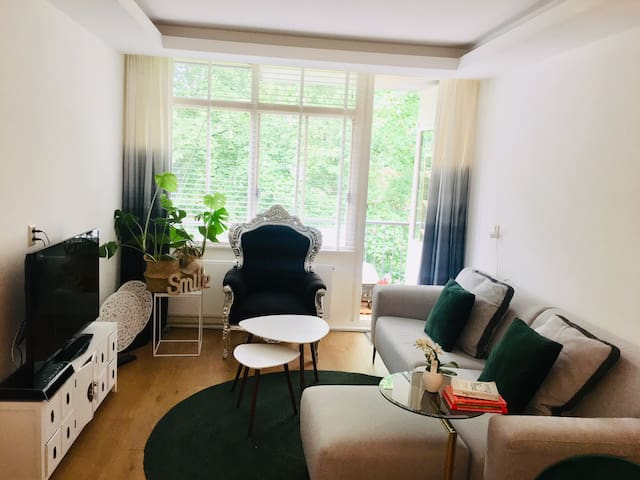 Amazing cozy appartement in Haarlem city center